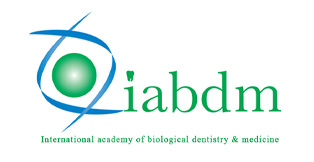 International Academy of Biological Dentistry & Medicine Logo - Biodentist Alabama