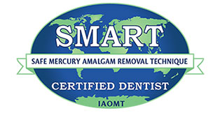 SMART Certification from the IAOMT - Biodentist Alabama